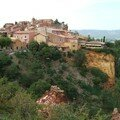 Roussillon - Village