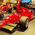1986 - Ferrari F1-86 1