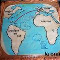 Gâteau carte Temsi
