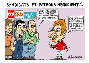 Syndicats patrons web