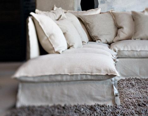canapé d'angle Ghost - Gervasoni -