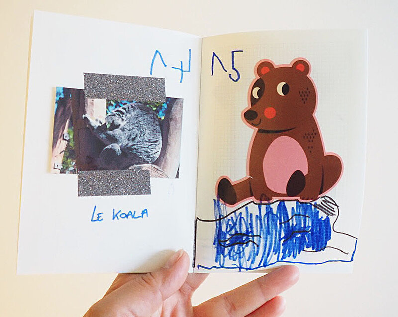 carnet-de-voyage-ours-beauval-animaux-ma-rue-bric-a-brac