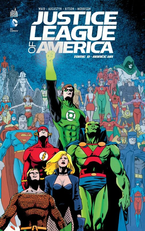 Urban Comics : Justice League of America 0