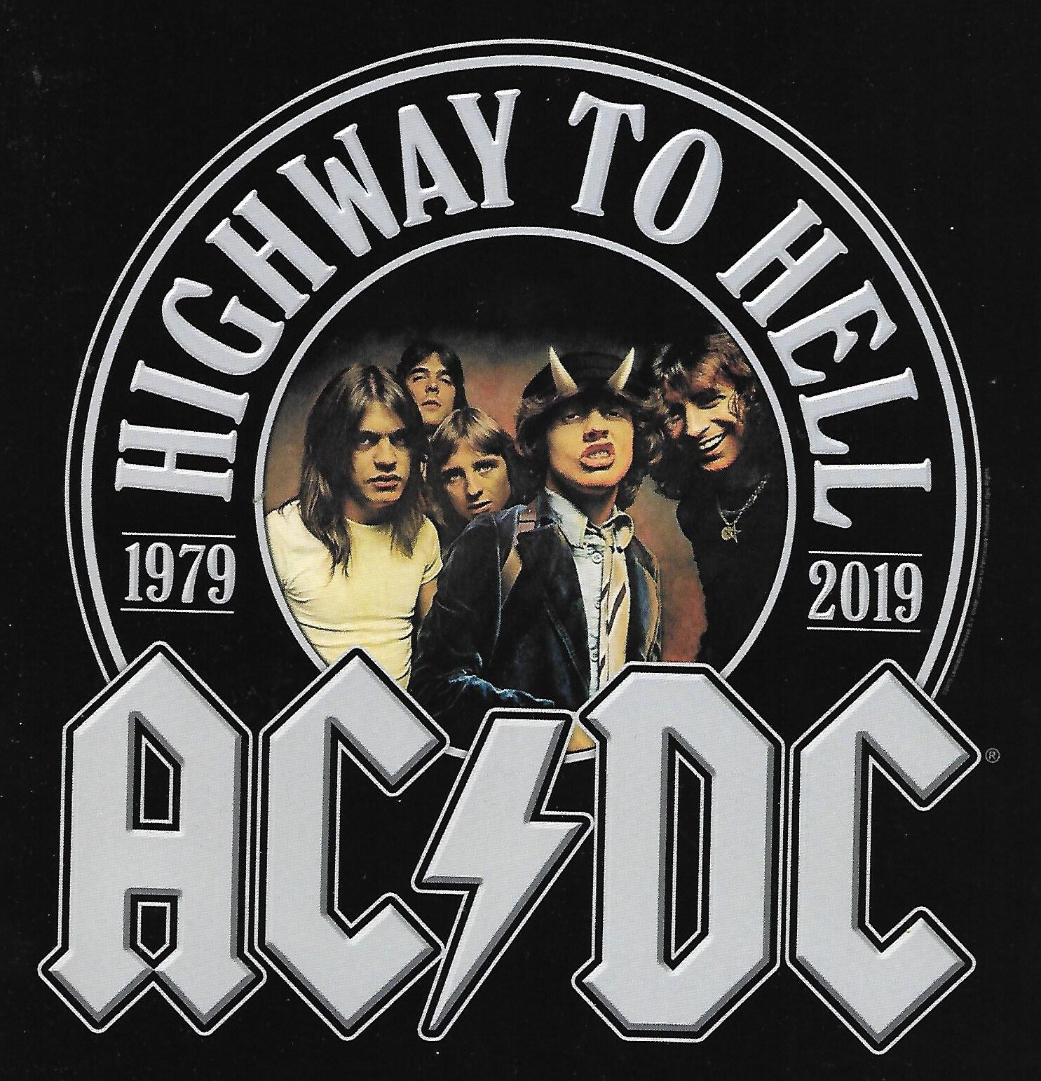 "1979-2019: LES 40 ANS DE ""HIGHWAY TO HELL"" DE AC/DC"