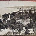 Nice - Jardins Albert 1er - datée 1953