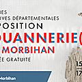 Chouannerie(s) en morbihan, exposition à vannes