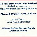 Fédération des clubs taurins du biterrois