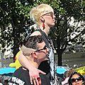 Les spectateurs du carnaval : nantes le 14 avril 2013 (1)