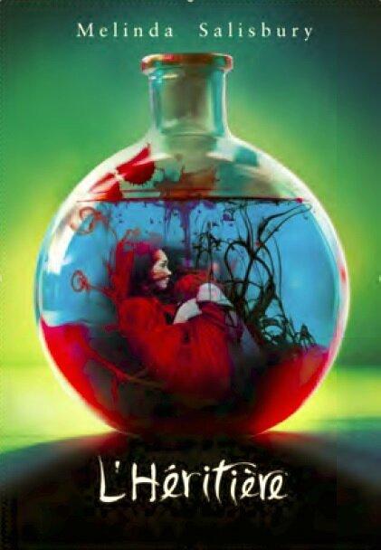 [CHRONIQUE] The Sin Eater's Daughter (L'Héritière) de Melinda Salisbury