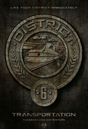 Hunger Games Affiche 6