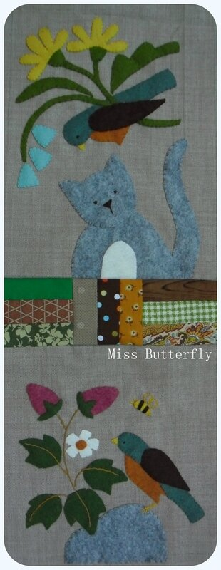 susie's world Block 2 -Miss Butterfly