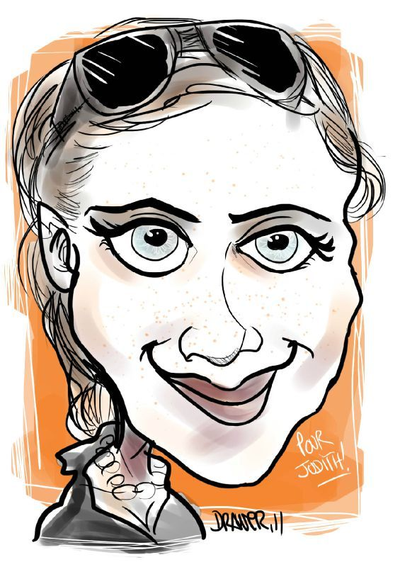 CaricatureJudith copie