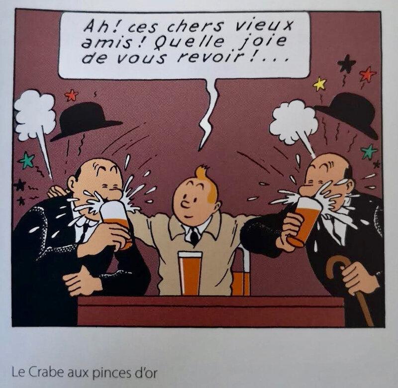 a bière