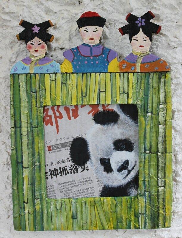 Panda Chengdou (35x25)