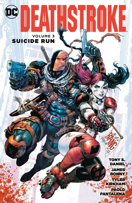 new 52 deathstroke vol 03 suicide run TP