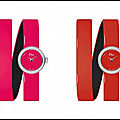 dior montre mini d 1