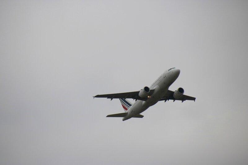 Airbus A319 d'Air France