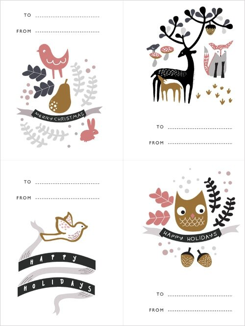 etiquettes gift tags 01