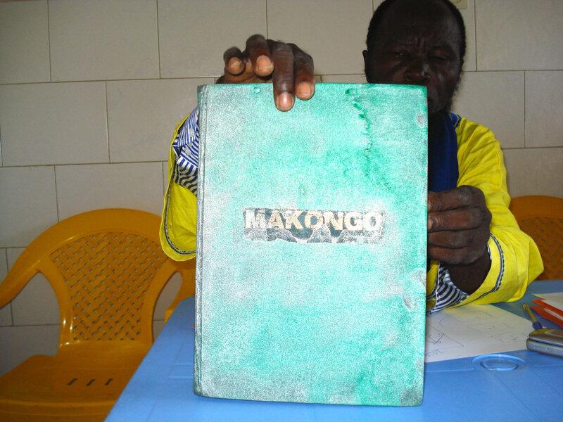 Makongo ye Ne Muanda Nsemi