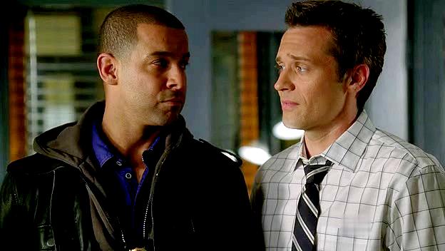 Castle S6 : les inspecteurs Esposito et Ryan