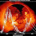 Les pôles du champ magnétique du soleil sont en train de s'inverser