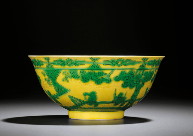2013_HGK_03263_3435_000(a_green_and_yellow-enamelled_boys_bowl_yongzheng_six-character_mark_wi)