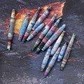 Perles de papier & paillettes _ Embossed paper beads & gloss
