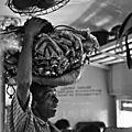 Vendeur de cacahuètes au sri lanka