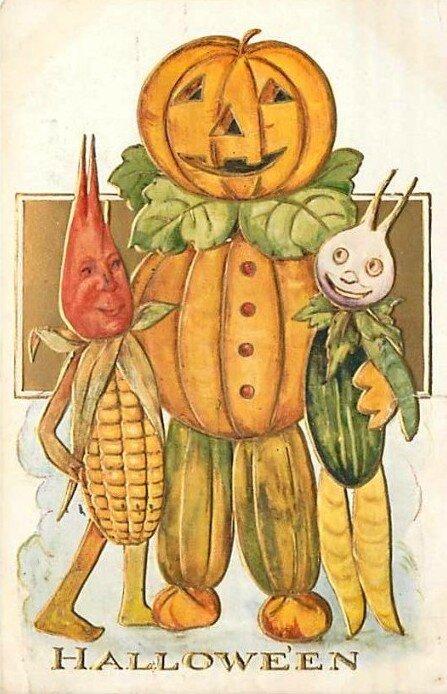 CPA Halloween USA 1