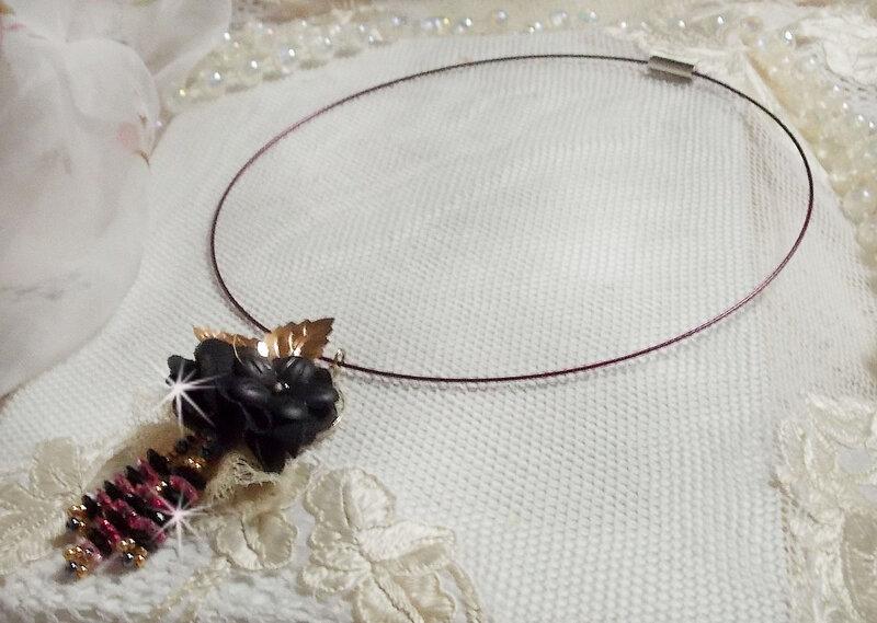 Collier pendentif Attrape-Rêves Léana 2-1