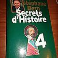 Secret d'histoire 4