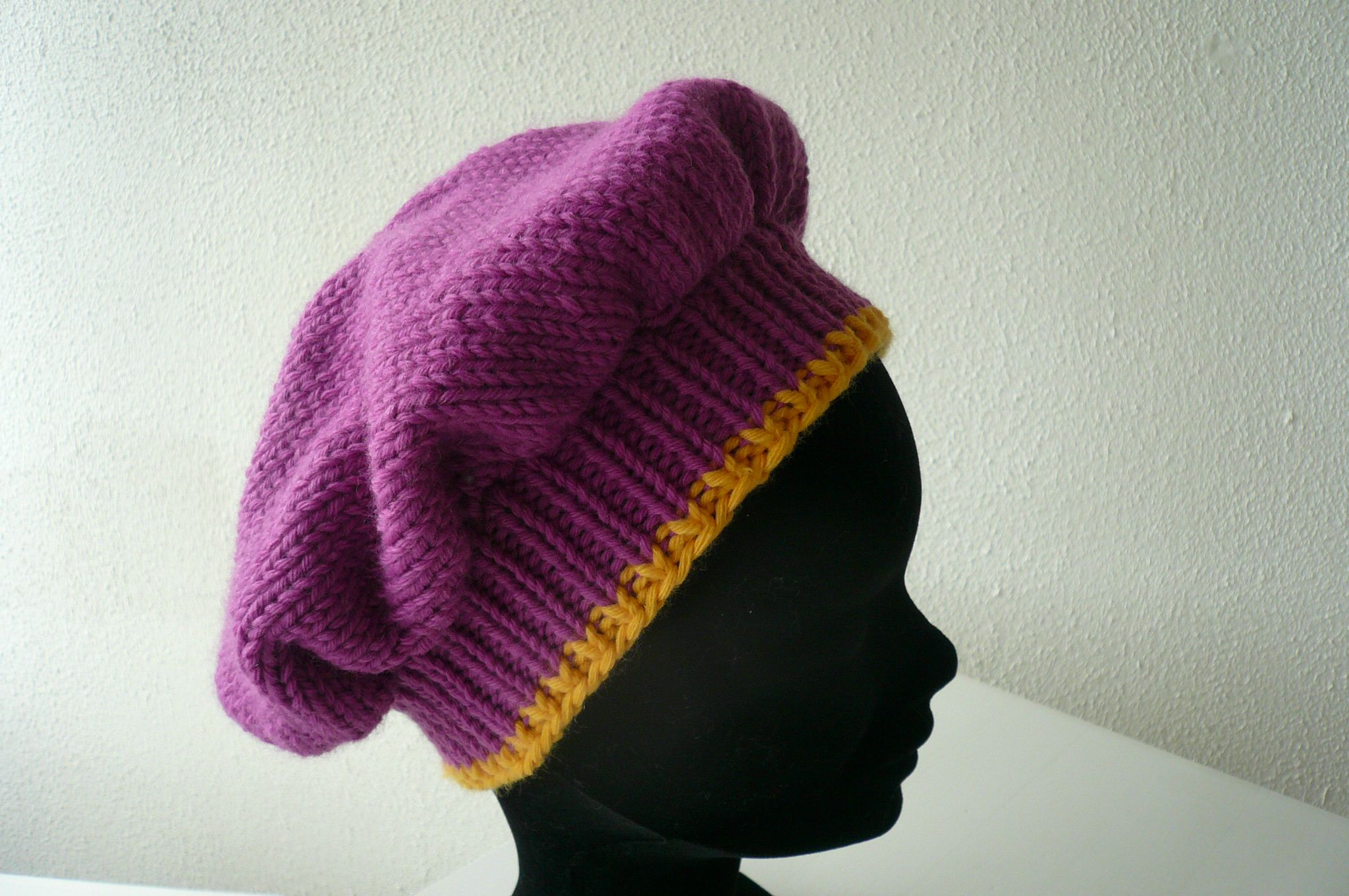 bonnet fushia 001