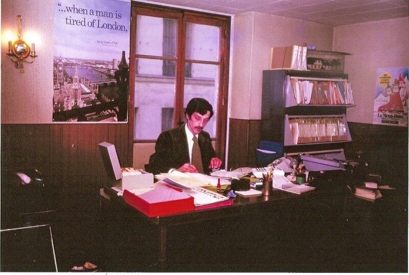 bertieux CODATOUR - MARS 1975