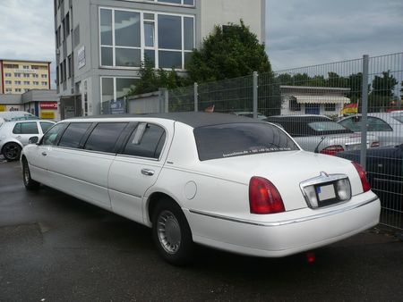 LINCOLN Town Car Signature series limousine Kehl am Rhein (2)