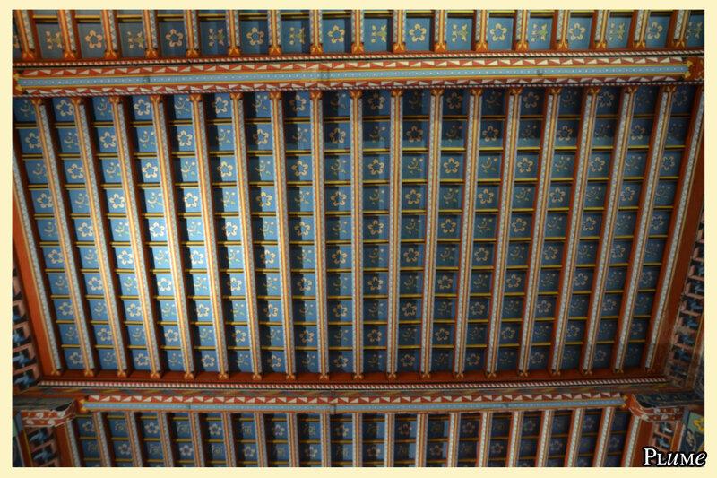 2 plafond
