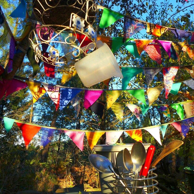 fanions couleurs yurtao