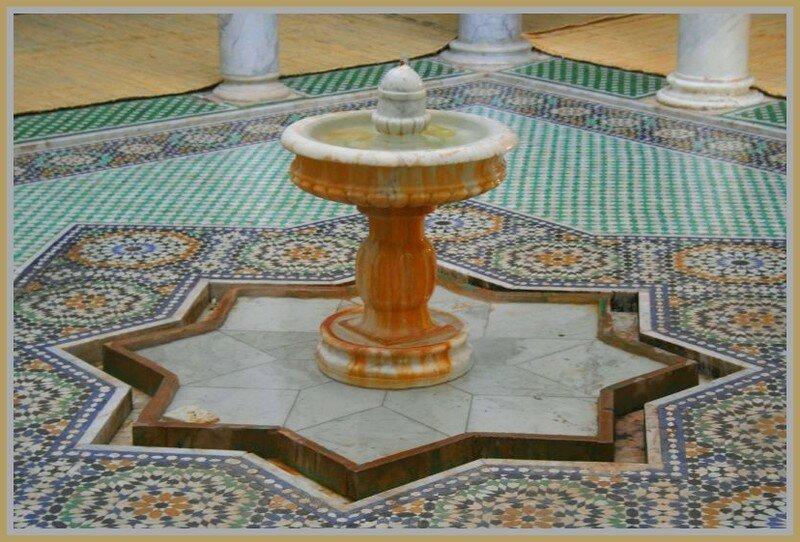 Fontaine Meknes