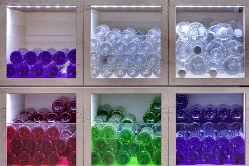 Aroma-Zone - Spaboutique - Flacons de couleurs vides