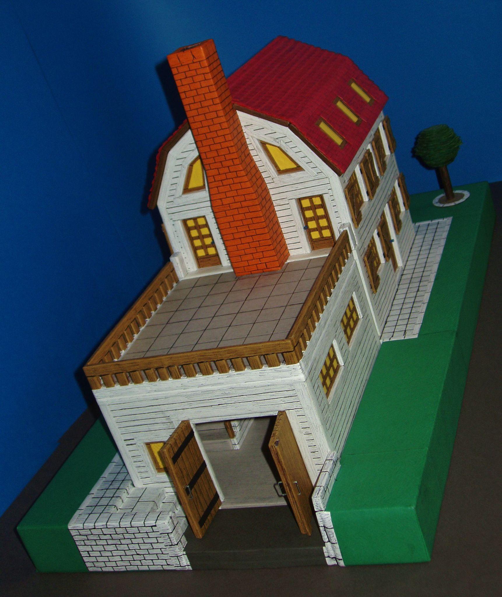 La maison Amityville
