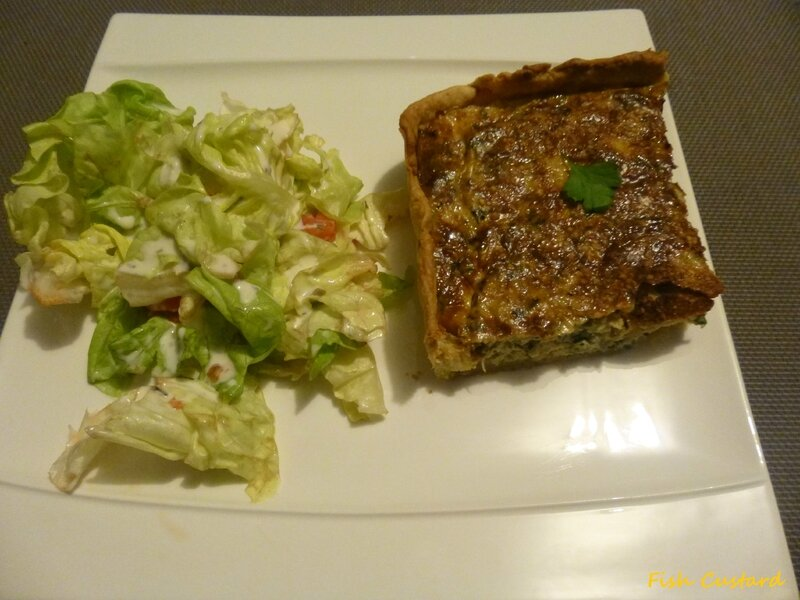 Quiche à l'avocat antillaise (21)