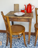 TABLE-ANCIENNE-CHAISE-THONET-muluBrok-Brocante