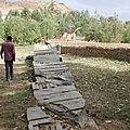 champ des stèles à Axoum