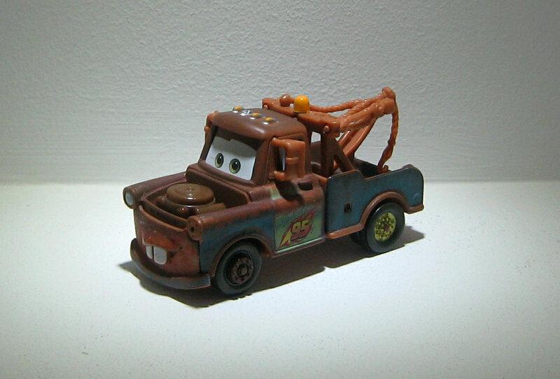 Martin (Cars - Mattel) 01
