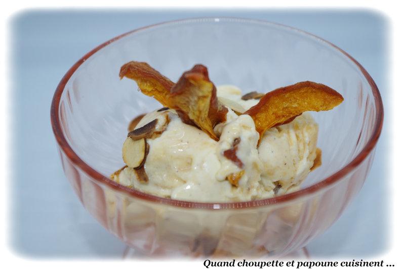 abricots déshydratés - glace vanille et pêche-7653