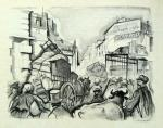 Probst (Pierre), Les paysans à Paris pendant le siège de daudet