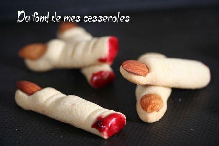 doigts de sorcière