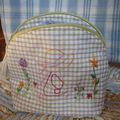 Trousse Sun Bonnet