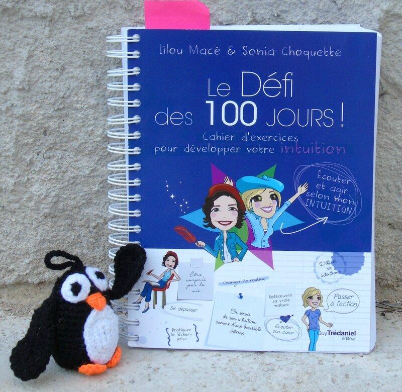 defi100jours-livre-et pingouinnot