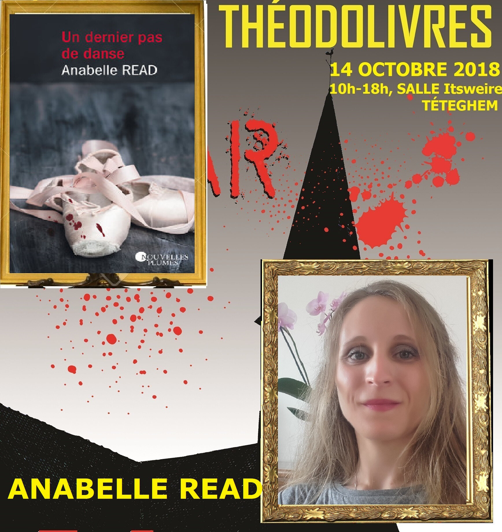 ANABELLE READ