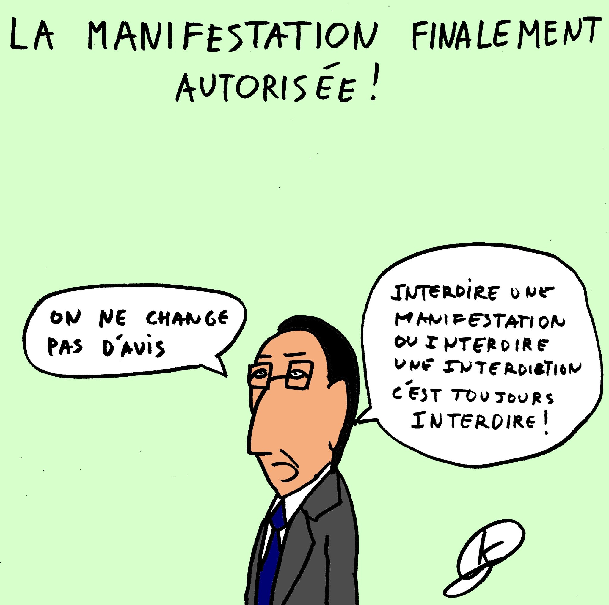 hollande-interdiction